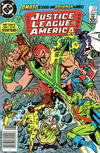 Cover Thumbnail for Justice League of America (1960 series) #241 [Newsstand]