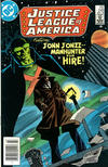 Cover Thumbnail for Justice League of America (1960 series) #248 [Newsstand Edition]