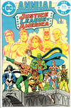 Cover Thumbnail for Justice League of America Annual (1983 series) #2 [Direct-Sales]