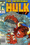 Cover Thumbnail for The Incredible Hulk (1968 series) #341 [Newsstand]