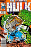 Cover Thumbnail for The Incredible Hulk (1968 series) #342 [Newsstand Edition]