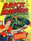 Cover for Brick Bradford Adventures (Magazine Management, 1955 series) #4
