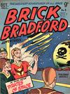 Cover for Brick Bradford Adventures (Magazine Management, 1955 series) #5