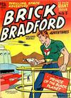 Cover for Brick Bradford Adventures (Magazine Management, 1955 series) #9