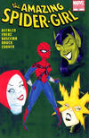 Cover Thumbnail for Amazing Spider-Girl (2006 series) #25 [Stephanie Buscema Variant cover]