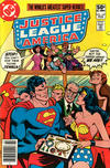 Cover Thumbnail for Justice League of America (1960 series) #187 [Newsstand]