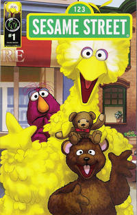 Cover Thumbnail for Sesame Street (Ape Entertainment, 2013 series) #1 [Cover A]