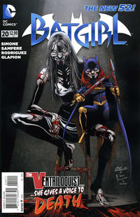 Cover Thumbnail for Batgirl (DC, 2011 series) #20