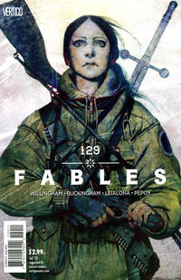 Cover Thumbnail for Fables (DC, 2002 series) #129