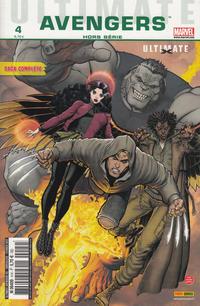 Cover Thumbnail for Ultimate Avengers Hors-Série (Panini France, 2011 series) #4
