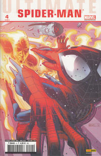 Cover Thumbnail for Ultimate Spider-Man (Panini France, 2010 series) #4
