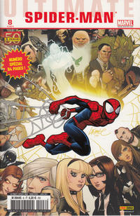 Cover Thumbnail for Ultimate Spider-Man (Panini France, 2010 series) #8