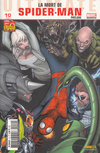Cover Thumbnail for Ultimate Spider-Man (Panini France, 2010 series) #10