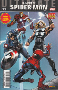 Cover Thumbnail for Ultimate Spider-Man (Panini France, 2010 series) #11