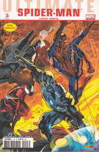 Cover Thumbnail for Ultimate Spider-Man Hors-Série (Panini France, 2011 series) #3