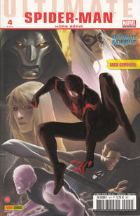 Cover Thumbnail for Ultimate Spider-Man Hors-Série (Panini France, 2011 series) #4