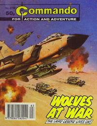 Cover Thumbnail for Commando (D.C. Thomson, 1961 series) #2709
