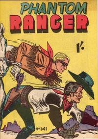 Cover Thumbnail for The Phantom Ranger (Frew Publications, 1948 series) #141