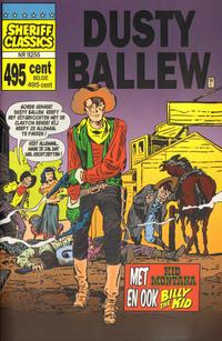 Cover Thumbnail for Sheriff Classics (Windmill Comics, 2011 series) #9255