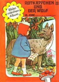 Cover Thumbnail for Bildermärchen Album (BSV - Williams, 1972 series) #3