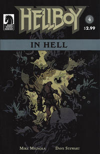 Cover Thumbnail for Hellboy in Hell (Dark Horse, 2012 series) #4