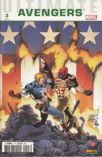 Cover Thumbnail for Ultimate Avengers (Panini France, 2010 series) #3