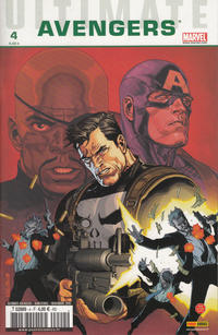 Cover Thumbnail for Ultimate Avengers (Panini France, 2010 series) #4