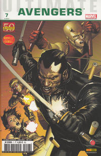 Cover Thumbnail for Ultimate Avengers (Panini France, 2010 series) #7