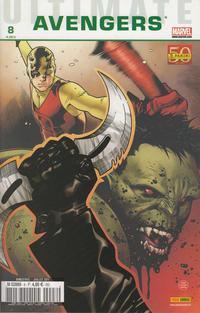Cover Thumbnail for Ultimate Avengers (Panini France, 2010 series) #8