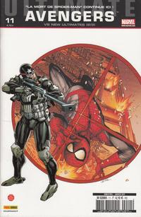 Cover Thumbnail for Ultimate Avengers (Panini France, 2010 series) #11