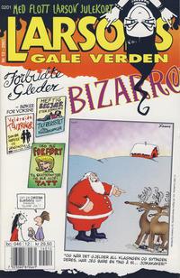 Cover Thumbnail for Larsons gale verden (Bladkompaniet / Schibsted, 1992 series) #12/2001