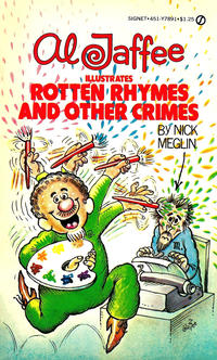 Cover Thumbnail for Al Jaffee Rotten Rhymes and Other Crimes (New American Library, 1978 series) #Y7891