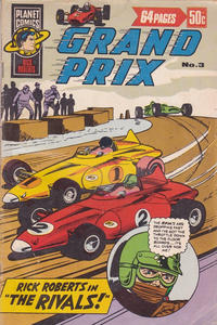 Cover Thumbnail for Grand Prix (K. G. Murray, 1977 series) #3