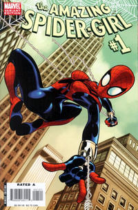 Cover Thumbnail for Amazing Spider-Girl (Marvel, 2006 series) #1 [Ed McGuinness cover]