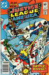 Cover Thumbnail for Justice League of America (1960 series) #204 [Newsstand]