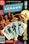 Cover Thumbnail for Justice League of America (1960 series) #203 [Newsstand]