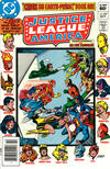 Cover for Justice League of America (DC, 1960 series) #207 [Newsstand]