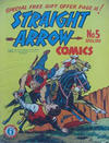 Cover for Straight Arrow Comics (Magazine Management, 1950 series) #5