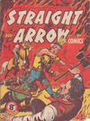 Cover for Straight Arrow Comics (Magazine Management, 1950 series) #8