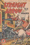 Cover for Straight Arrow Comics (Magazine Management, 1950 series) #14