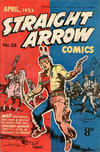 Cover for Straight Arrow Comics (Magazine Management, 1950 series) #28