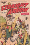 Cover for Straight Arrow Comics (Magazine Management, 1950 series) #29