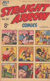 Cover for Straight Arrow Comics (Magazine Management, 1950 series) #31
