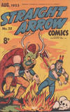 Cover for Straight Arrow Comics (Magazine Management, 1950 series) #32
