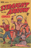 Cover for Straight Arrow Comics (Magazine Management, 1950 series) #35