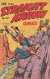 Cover for Straight Arrow Comics (Magazine Management, 1950 series) #37