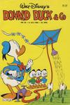 Cover for Donald Duck & Co (Hjemmet / Egmont, 1948 series) #28/1980