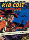 Cover for Kid Colt Outlaw Giant (Horwitz, 1960 ? series) #8