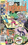 Cover Thumbnail for Jughead (1987 series) #1 [Canadian Newsstand]