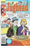 Cover for Jughead (Archie, 1987 series) #5 [Canadian Price Variant]